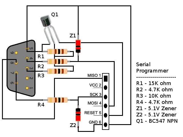 Serial Eeprom Programmer Usb